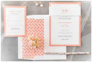 living-coral-wedding-invitations