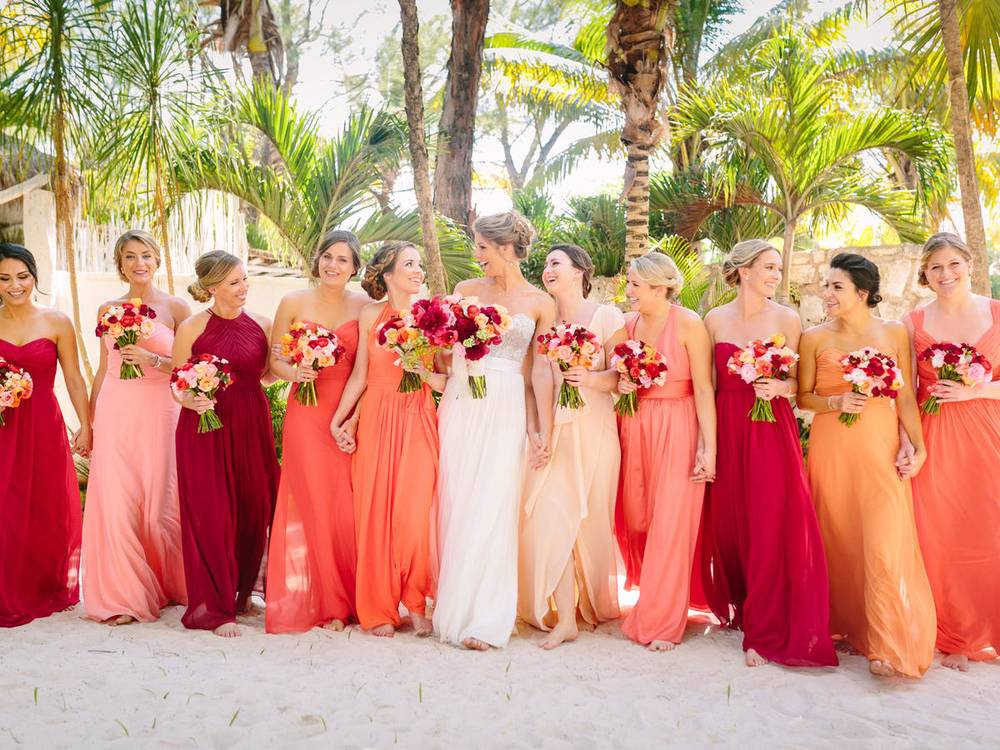living-coral-wedding